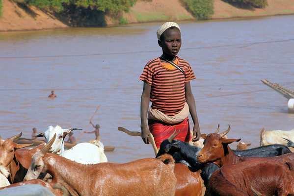 Life Along the Omo River