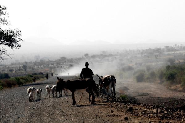 Jinka, Southern Ethiopia